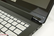 Keyboard keys feel light with shallow travel