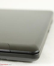 At 20.9 mm, the P34W v3 is as thick as many Ultrabooks