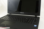 Eurocom configures with glossy and matte options