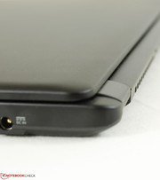 MSI GS70 is thinner by just 0.5 mm