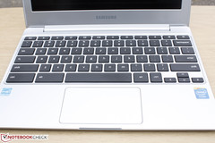 27.5 x 10.5 cm standard Chromebook keyboard