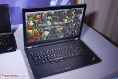Lenovo reveals ThinkPad P50 and P70 mobile workstations