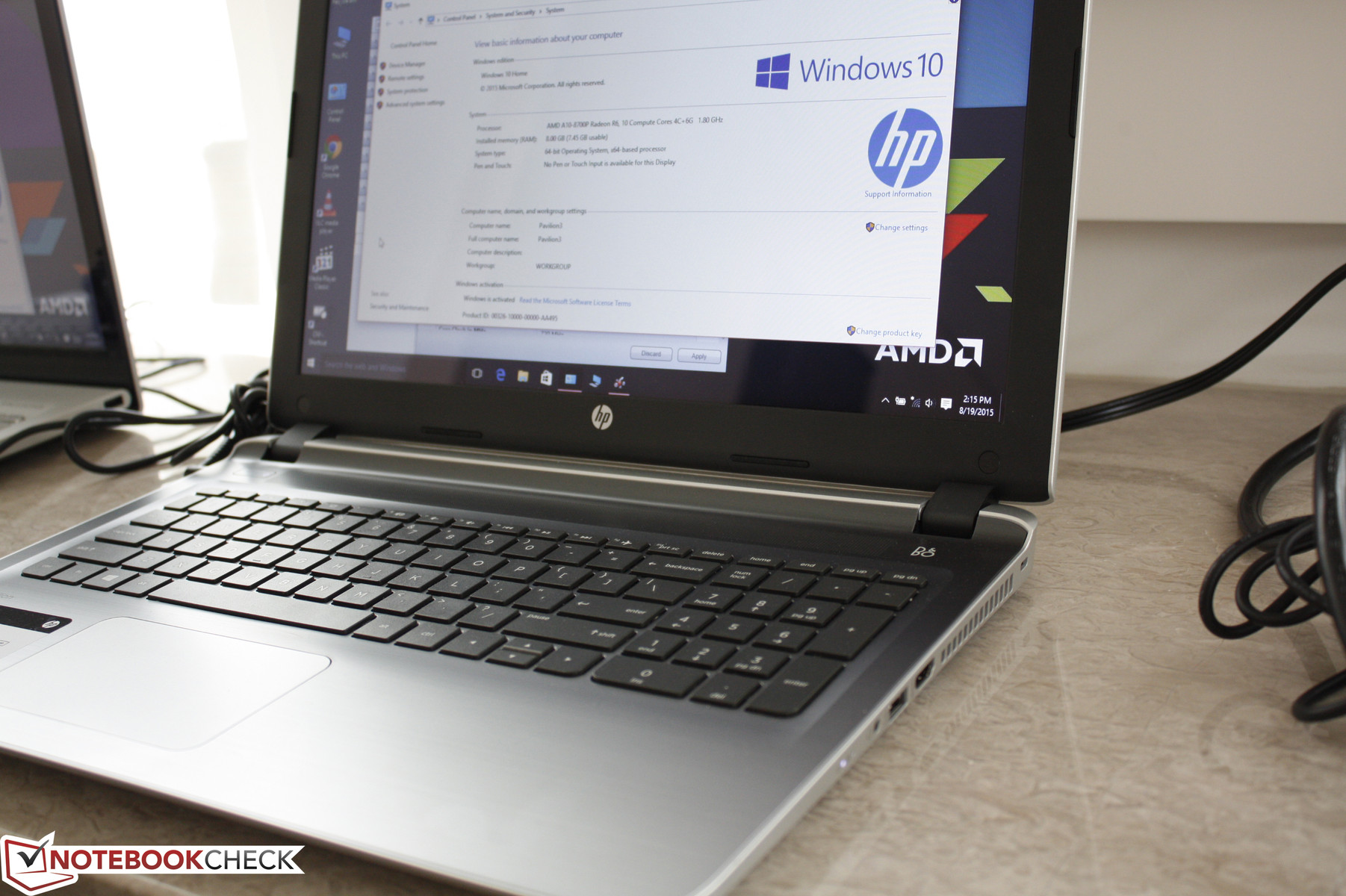 HP Pavilion and Envy series coming with updated AMD A10 and FX APUs