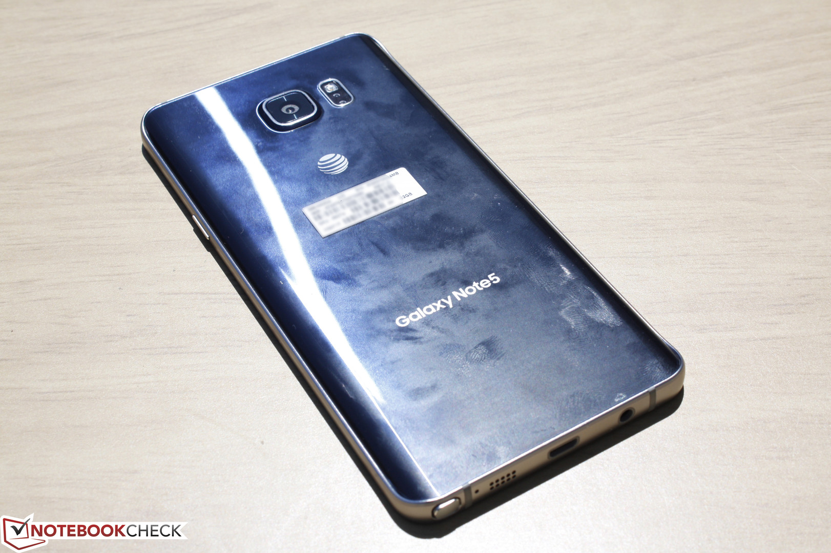 Samsung Galaxy Note 5 (SM-N920A) Smartphone Review