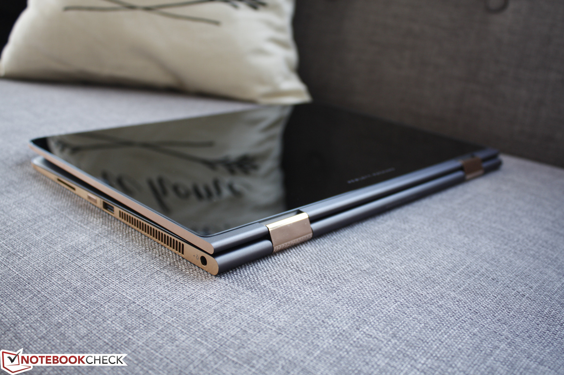 Hp Spectre X360 Gets New Silver And Copper Colors