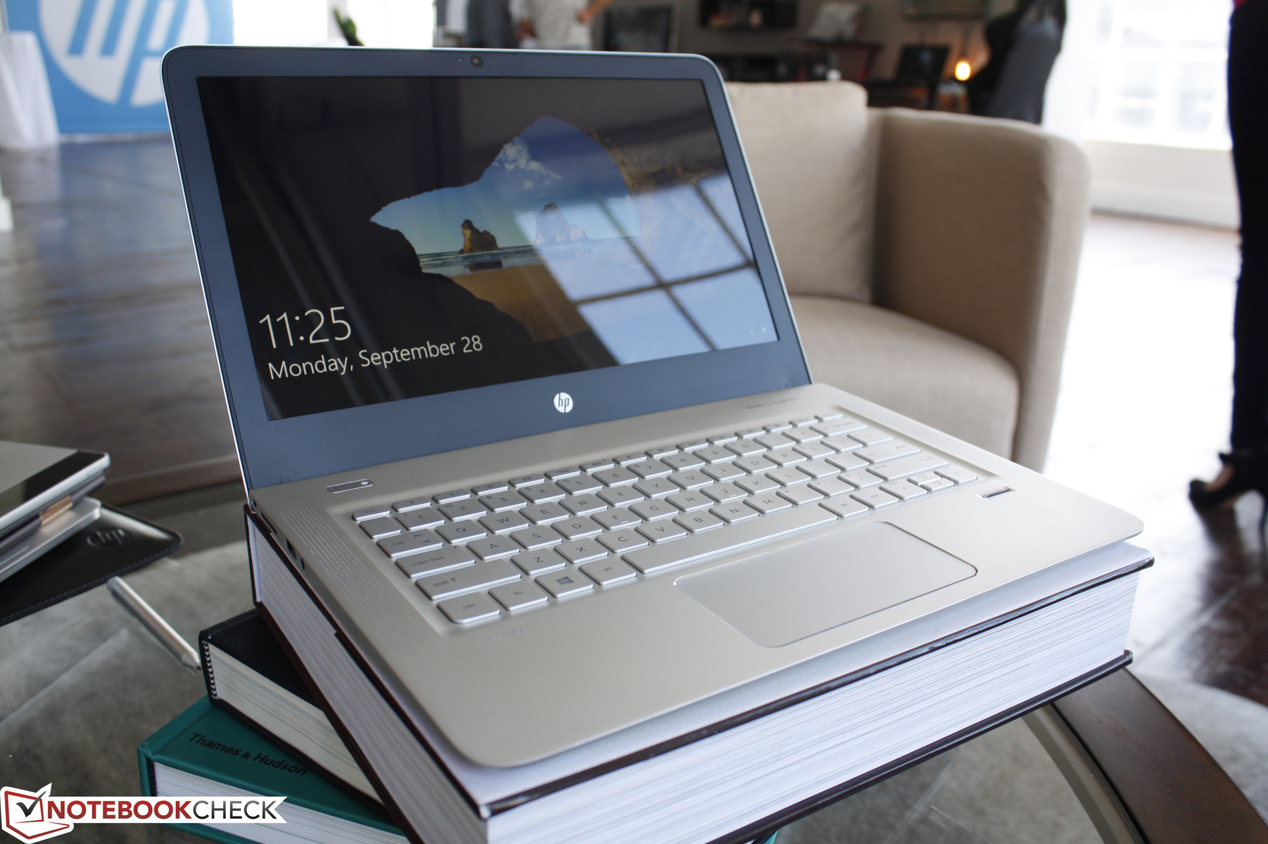 HP unveils the new 13-inch Envy 2015 notebook ...