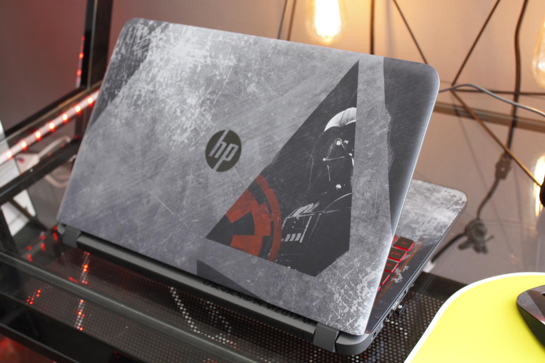 Hp Unveils Star Wars Themed Pavilion 15 Notebookcheck Net News