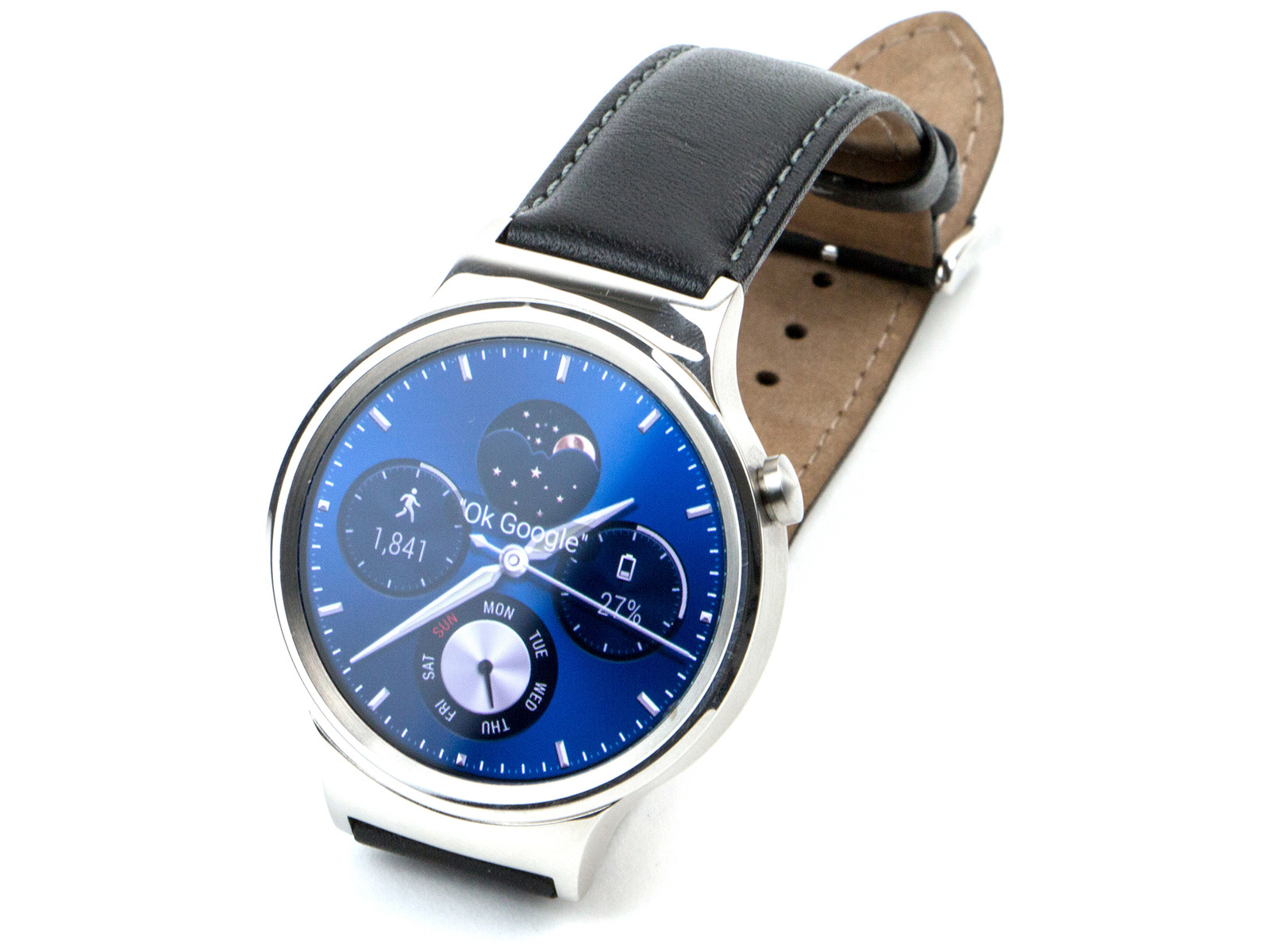 Huawei Watch Smartwatch Review
