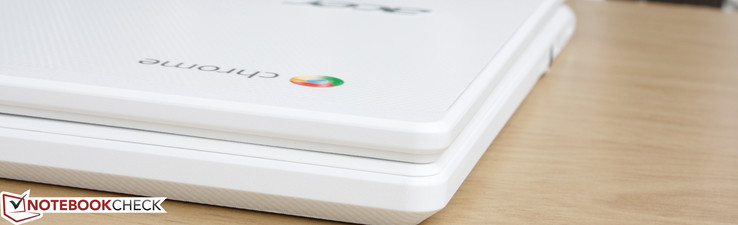 Acer Chromebook R 11 CB5-132T-C8ZW Preview - NotebookCheck