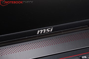 In Review: MSI GE70-i765M287. Courtesy of: