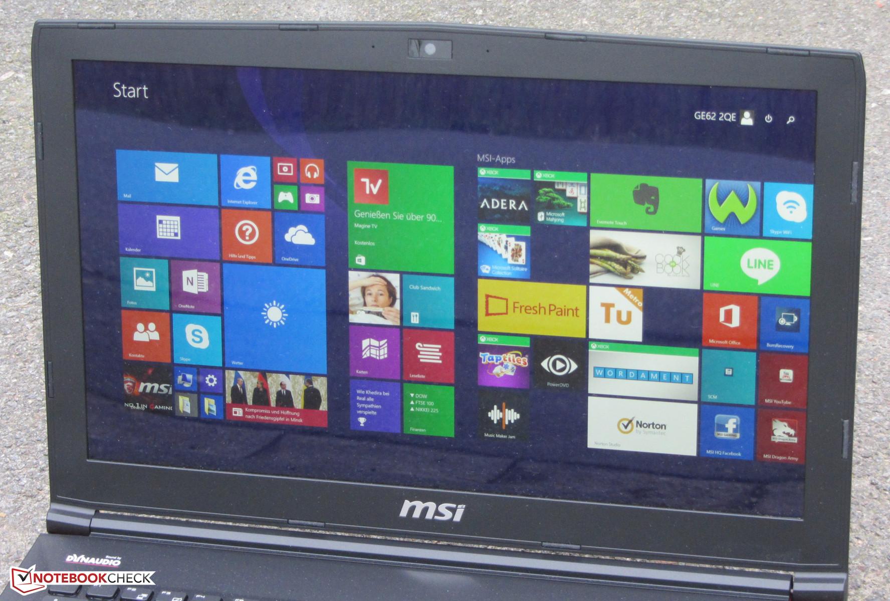 Face Off: Dell Alienware 15 Vs. Clevo P751ZM Vs. MSI GE62