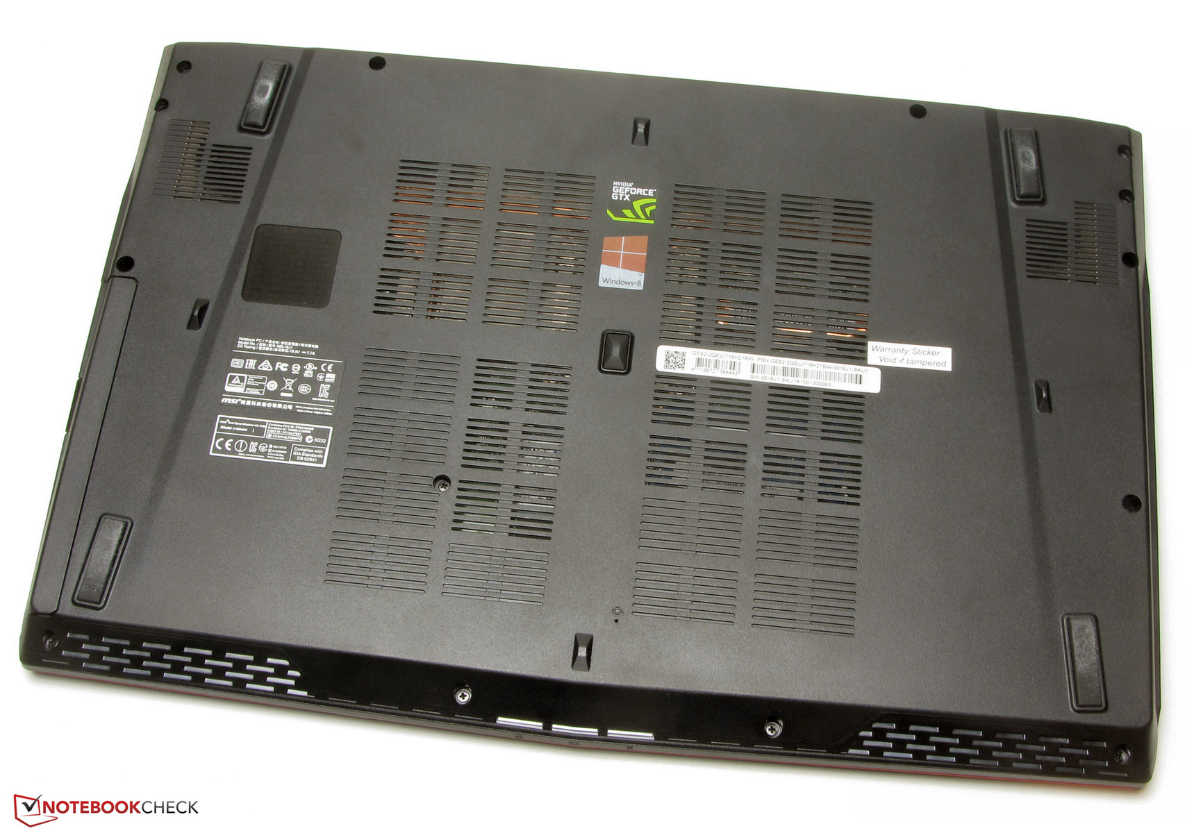 MSI CX62 6QD Radio Switch Drivers (2019)