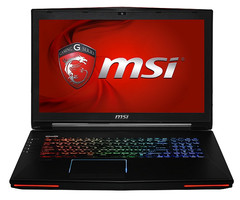 MSI GT72 Dominator Pro with Intel Core i7 and with NVIDIA GeForce GTX 880M