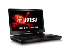 MSI GT80 Titan offers extreme gaming performance and a mechanical keyboard (Picture: MSI)
