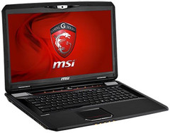 MSI GX70 Destroyer AMD Richland gaming notebook