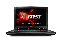 MSI GT72S with Tobii eye-tracking now available