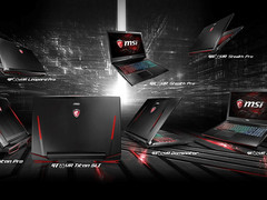 gamescom 2016 | MSI Lineup of Gaming Notebooks with Nvidia Pascal GeForce GPUs