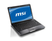 The Wind U270 is MSI's first 11.6 inch netbook.