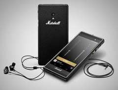 Marshall London Android smartphone for audiophiles
