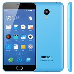 Meizu M2 Android smartphone with MediaTek MT6735 SoC and 13 MP main camera