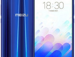 Meizu M3X Android smartphone with MediaTek Helio P20 processor and 3 GB RAM