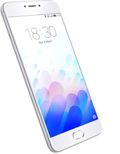 Meizu M3 Note 5.5-inch Android smartphone with Helio P10 SoC