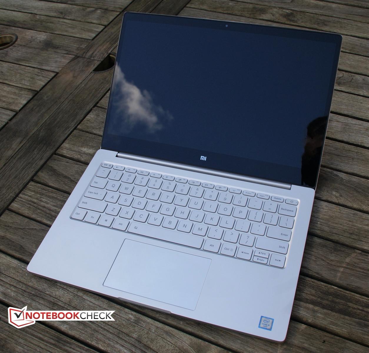 Xiaomi Mi Air 13 3 Inch Notebook Review Notebookcheck