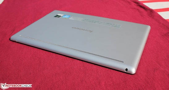 Review Lenovo IdeaTab Miix 10 64 GB Tablet - NotebookCheck