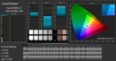 ColorChecker calibrated