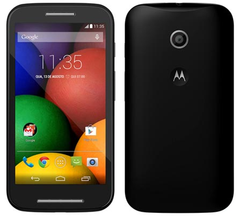 More Moto E images leak along with full spec list
