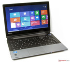 The Toshiba Satellite NB10t-A-101.