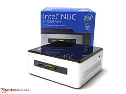 Intel NUC5i5RYH - ideal for the home office.