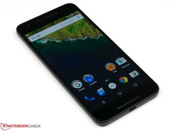 In Review: Google Nexus 6P. Test model courtesy of Google Germany.