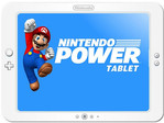 Nintendo gaming tablet concept unofficial render