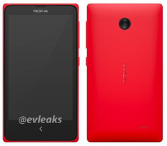 Nokia X Android budget phone specs evleaks