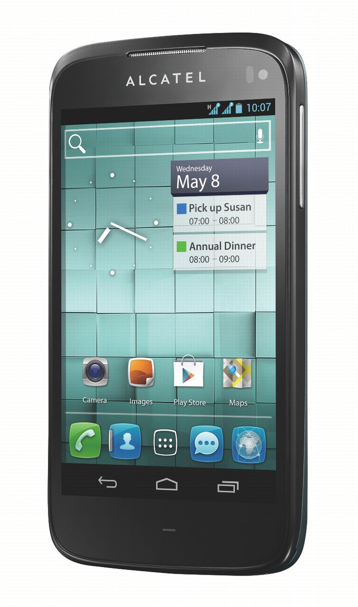 review alcatel one touch ultra 997d smartphone. Black Bedroom Furniture Sets. Home Design Ideas