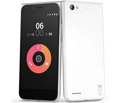 Obi Worldphone MV 1 cheap smartphone with Android 5.1 Lollipop or Cyanogen OS 12.1.1