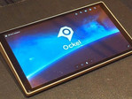 Ockel Sirius A Windows 10 hybrid tablet/desktop PC with Intel Atom processor, up to 8 GB RAM, 128 GB storage