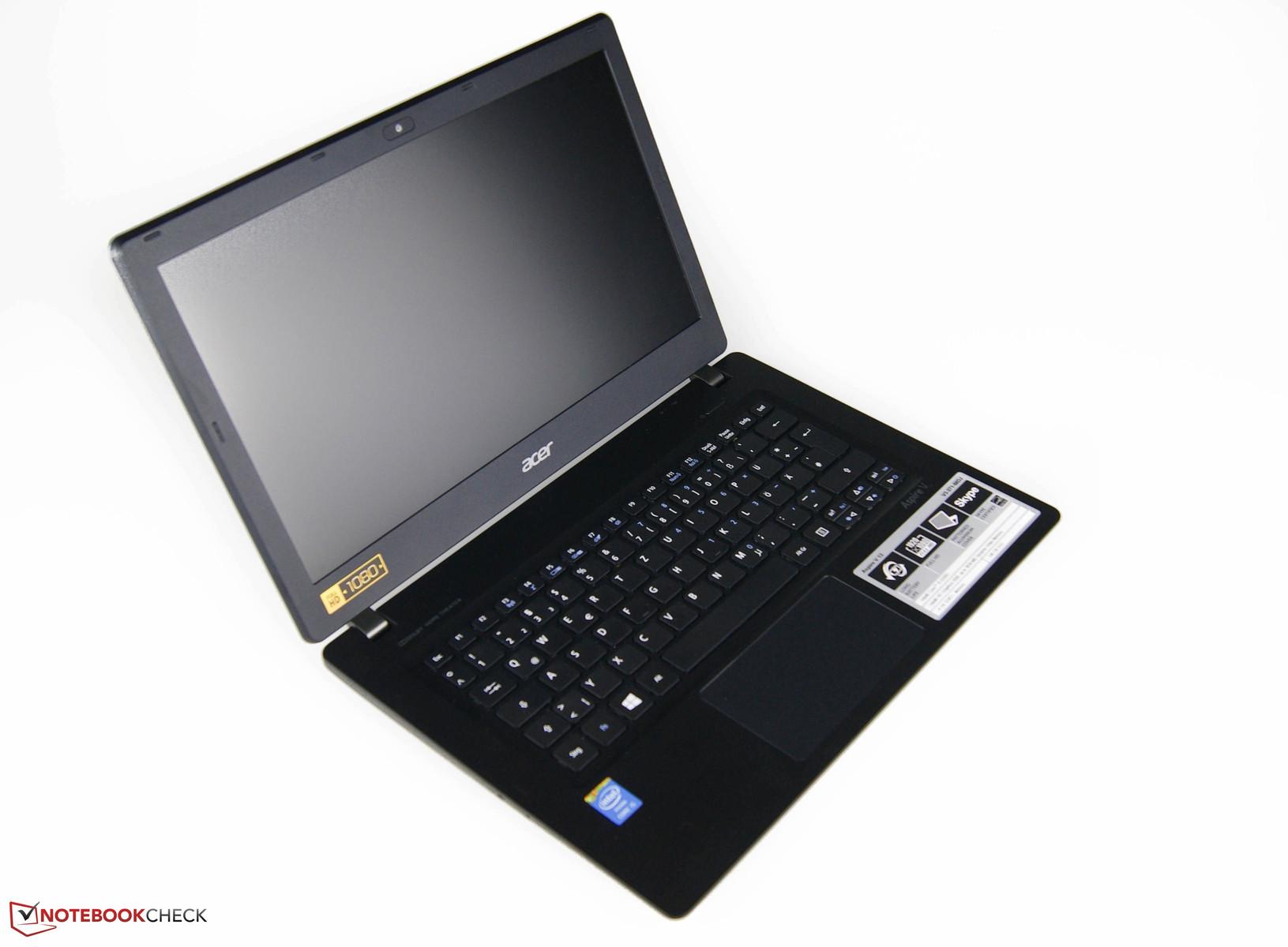 Acer Aspire V3 371 Notebook Review