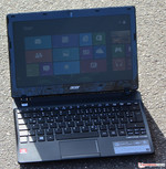 The Aspire One 725