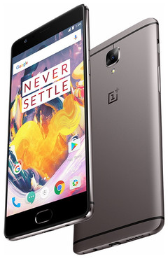 OnePlus 3T Android smartphone gets December 2016 Marshmallow-based update