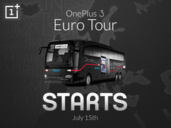 OnePlus European tour kicking off this July 15th in Manchester