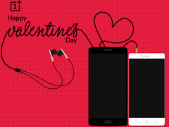 OnePlus Valentine's Day promo includes free StyleSwap cover