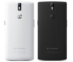 OnePlus One CyanogenMod smartphone with Qualcomm Snapdragon 801 SoC