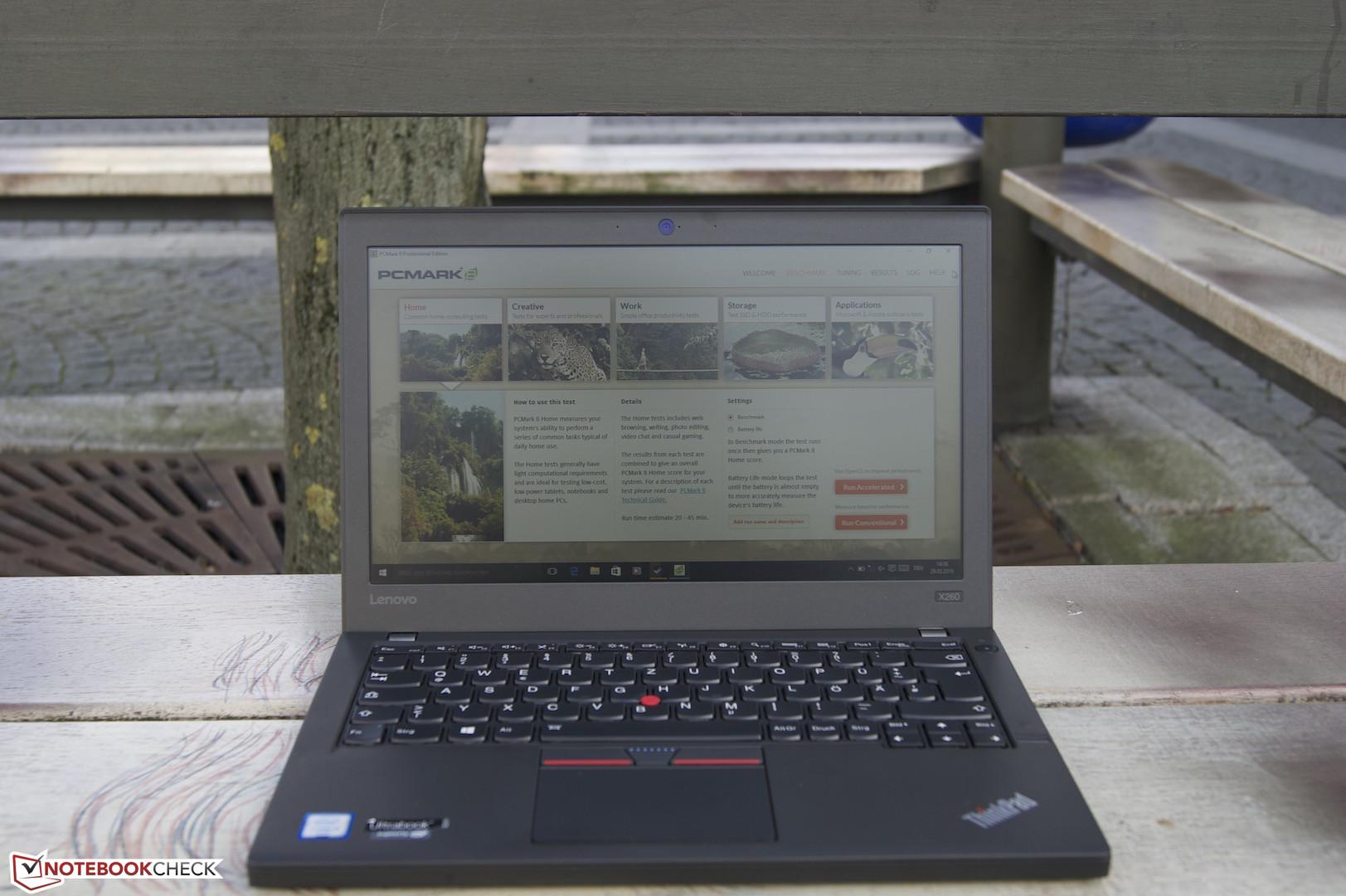 Đánh giá Lenovo ThinkPad X260