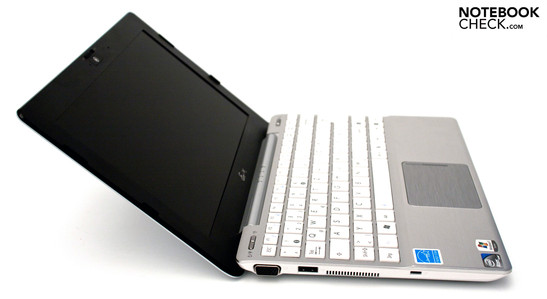 Asus Eee PC 1018P: A netbook with a top-rate case and good battery life