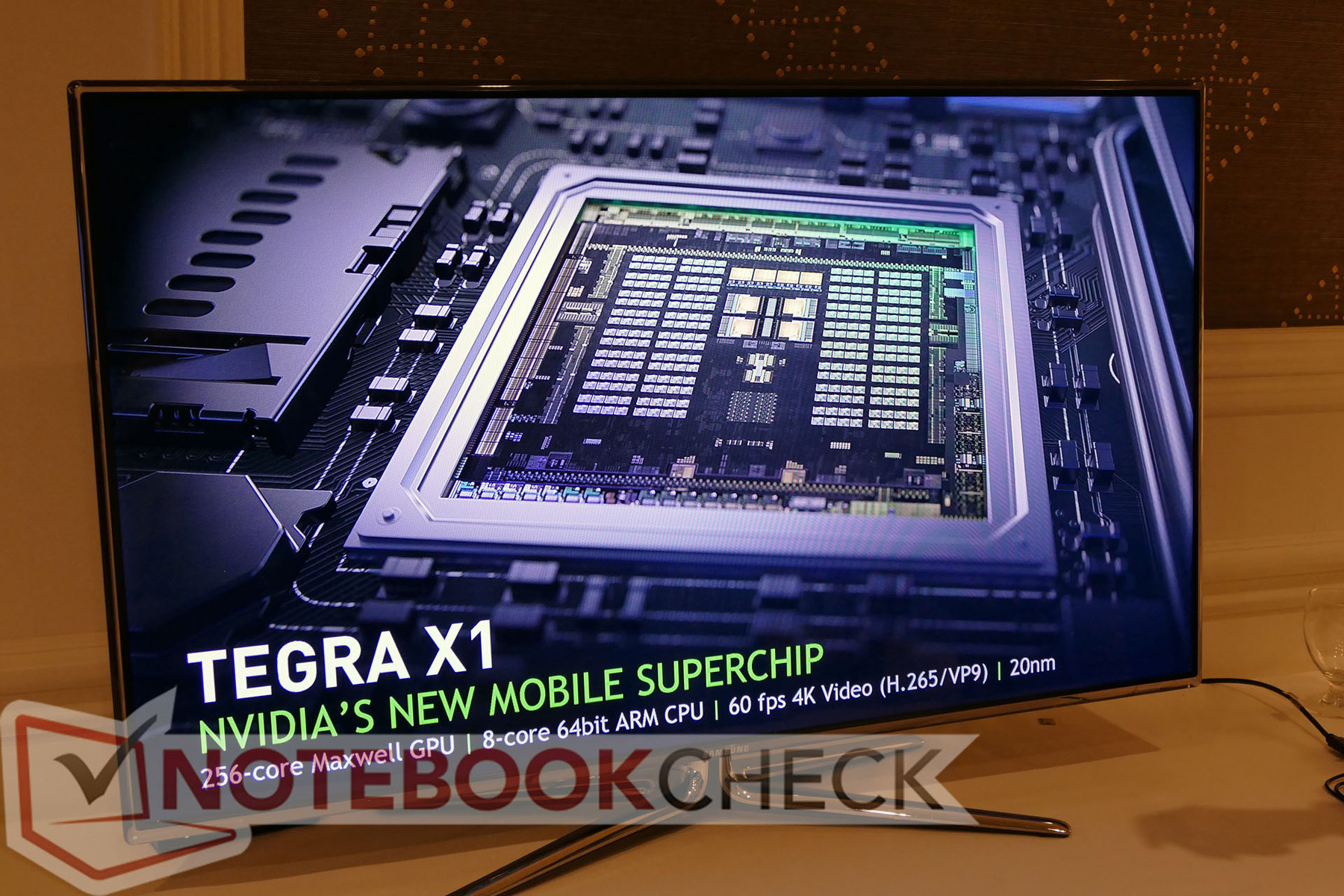 Are The First Leaks of The New NVIDIA Shield Tablet with SoC Tegra X 1