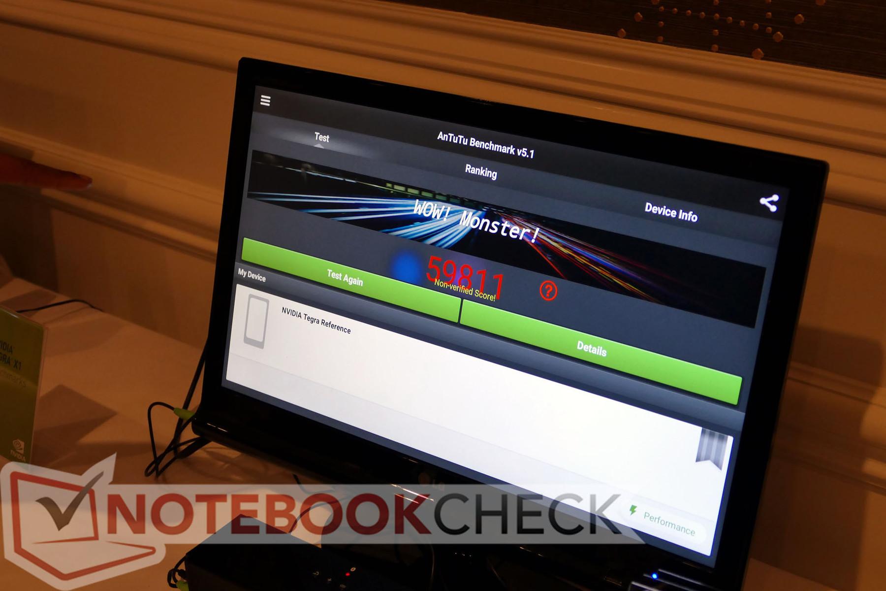 Nvidia announces Tegra X1 SoC