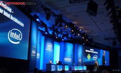 Andy Rubin von Google bestätigt die Optimierungen von Android für Intel Hardware
