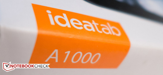 Review Lenovo IdeaTab A Tablet